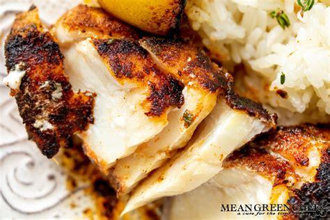 grouper blackened recipe baked seasoning gulfside oven badass recipetips