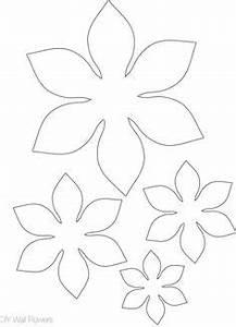 Blumen Basteln Vorlage : schablonen 2 schablone blumengirlande tulpe fr hling ~ Frokenaadalensverden.com Haus und Dekorationen