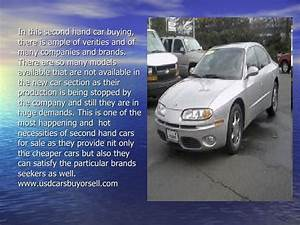 Second Hand Cars For Sale Usa