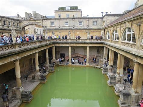 The Roman Bathsbath England Kmb Travel Blog