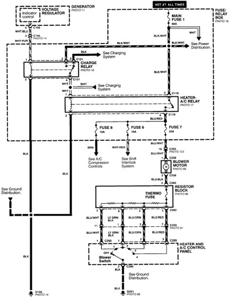 1995 Isuzu Rodeo Radio Wiring Diagram by My Has 1995 Isuzu Rodeo 4x4 The Heat Defrost And