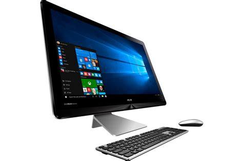 configurer pc de bureau pc de bureau asus zn270ieuk ra001t 4310900 darty