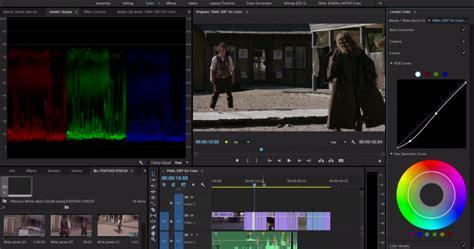 A Crash Course In Color Correction Using Premiere Pro's