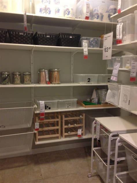 algot pantry storage  check ivar wooden storage
