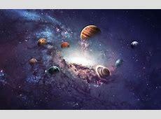 لماذا أشكال الكواكب كروية؟ الفضائيون