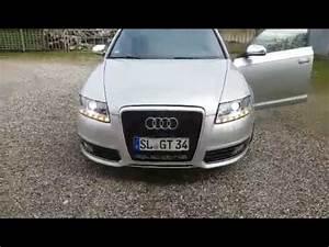 Audi A6 4f Kennzeichenhalter Vorne : audi a6 4f scheinwerfer dynamische blinker youtube ~ Kayakingforconservation.com Haus und Dekorationen
