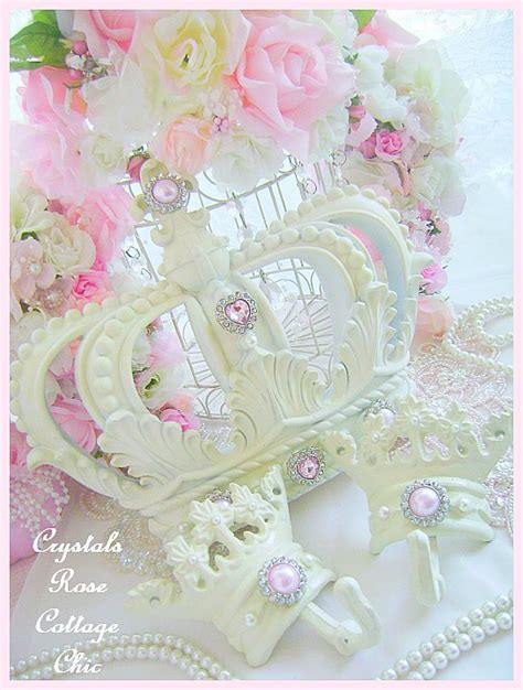 shabby chic bed crown shabby chic french ivory bed crown canopy set fleur de lis