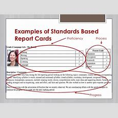 Introduction To Standardsbased Grading
