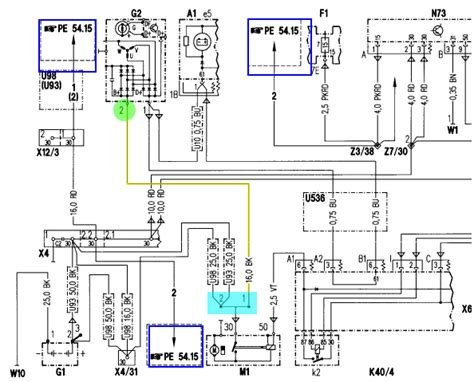 Mercede W210 Wiring Diagram by E300 W210 Battery Drain Help Page 2 Peachparts