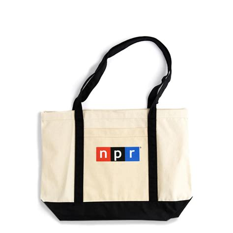 Cooler Bag Model Totte Kode 1 classic npr tote npr shop