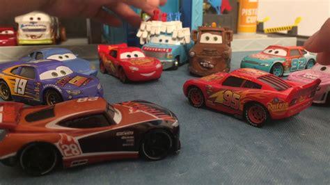 Cars 3 Rust Eze Mini Adventures Episode 6 Mcqueen Vs