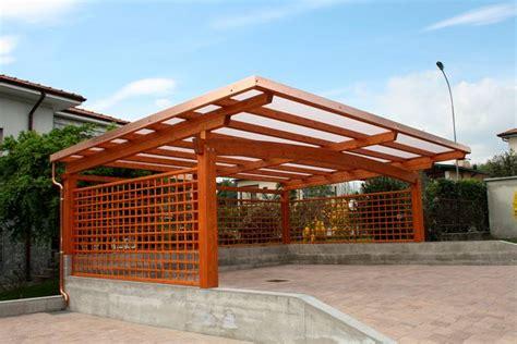 tettoia prefabbricata tettoie in legno tettoie e pensiline pensiline e