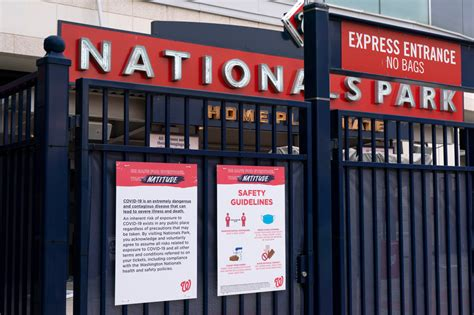 After COVID outbreak, Nats to open season Tuesday vs ...
