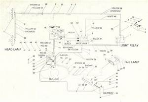 1968 Ski Doo Olympique Wiring Diagram