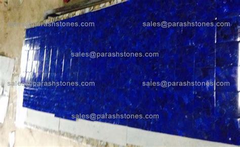 lapis lazuli  grade countertop slab manufacturer supplier