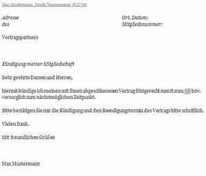 Nachbarn Schriftlich über Party Informieren : mitgliedschaft k ndigen gratis k ndigungsschreiben ~ Frokenaadalensverden.com Haus und Dekorationen