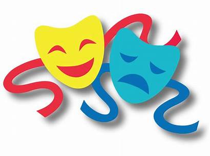 Masks Theatre Island Drama Act Theater Clipart
