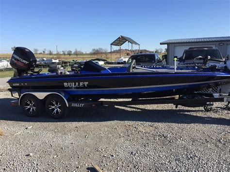 Bullet Bass Boats For Sale In Tennessee by Bullet Boats For Sale Boats