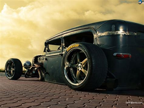 Free Classic Car Wallpaper Desktop Background « Long