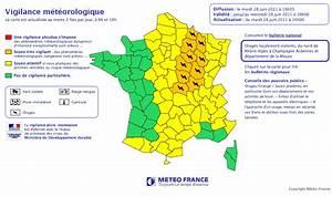 Meteo France Charleville : bulletin sp cial n 237 chaleur canicule orages ~ Dallasstarsshop.com Idées de Décoration
