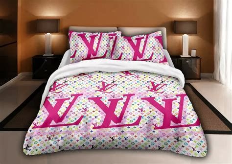 louis vuitton comforter set shop grey quilt bedding on wanelo pertaining to louis