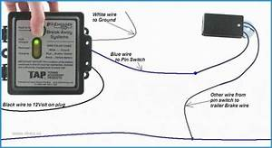 The Engager Breakaway System Wiring Diagram