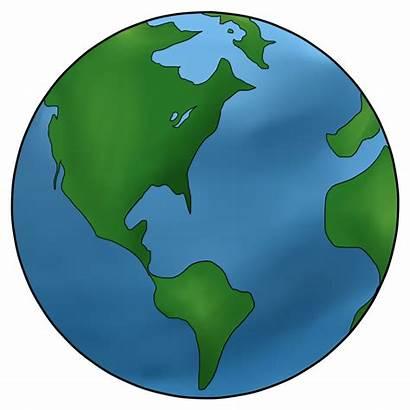 Clipart Globe Earth Clip Planet Clipartion