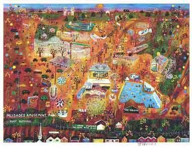 palisades amusement park historical society