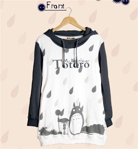 totoro sweater my totoro hoodie free shipping clothes