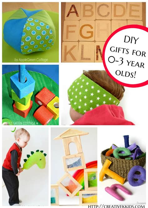 christmas gifts for 2 3 year olds diy gifts for creative k