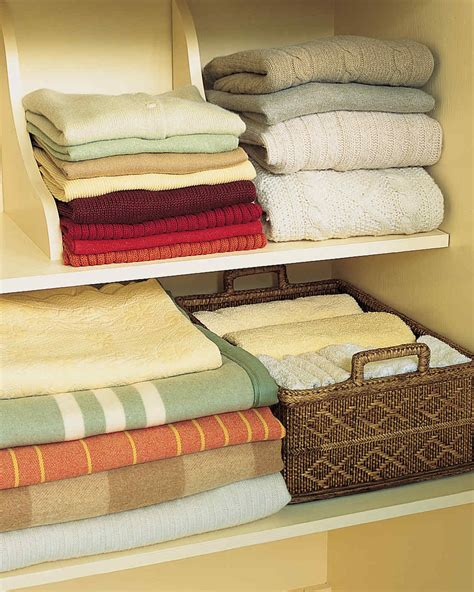 Spring Cleaning Closets And Drawers Martha Stewart
