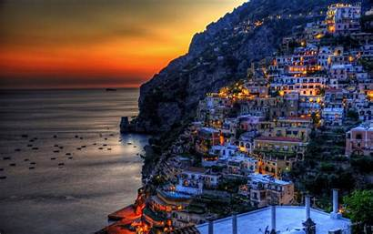Italy Wallpapers Desktop Coast Amalfi Pc