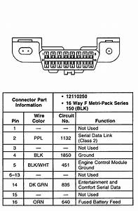 2004 Mercedes Ml350 Obd2 Wiring Diagram