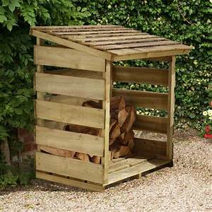 Diy Pallet Firewood Shed - DIY Projects