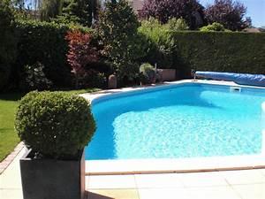 Jardin avec piscine photo 3 4 3511754 for Photo de jardin avec piscine