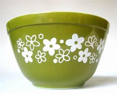Pyrex Blossom Spring Bowl Mixing Bowls Kitchen