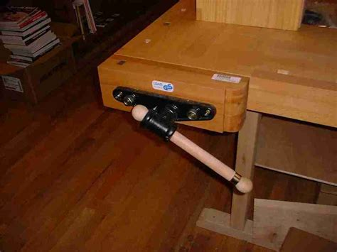woodworking bench vice carpenters vise diy woodworking projects