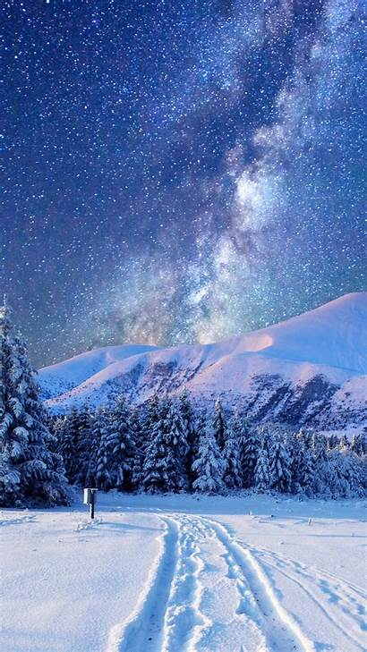 Winter Wide Cool Wallpapers Nature Jllsly