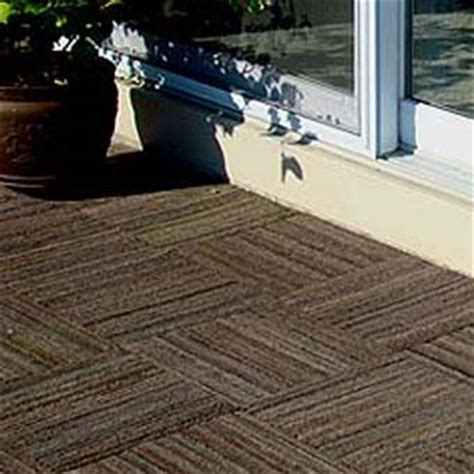 recycled tire rubber floor tiles 1x1 ft modular entrance