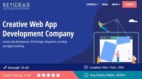 Web Development Company by We Are Listed As The Top 10 Web Development Companies In 2018