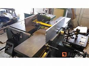 Machine à Bois Combiné : combin bois ~ Dailycaller-alerts.com Idées de Décoration