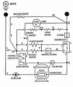Refrigeration Electrical Wiring Diagrams