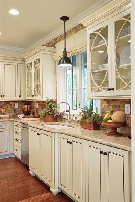 Kitchen Cabinets Styles - idea house kitchen design ideas southern living
