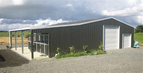 garages and sheds kitset sheds ltd farm sheds and garages industrial