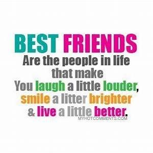 friends forever and always   quotes :)   Pinterest