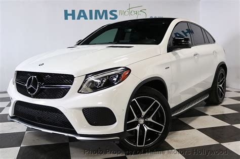 Truecar has over 874,587 listings nationwide, updated daily. 2016 Used Mercedes-Benz 4MATIC 4dr GLE 450 AMG Coupe at Haims Motors Serving Fort Lauderdale ...