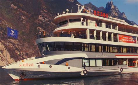 Yangtze Boat Lift by 4 Days Wonderful Yangtze River Cruise China Discovery