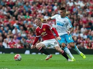 Manchester United 0-0 Newcastle United: Wayne Rooney ...