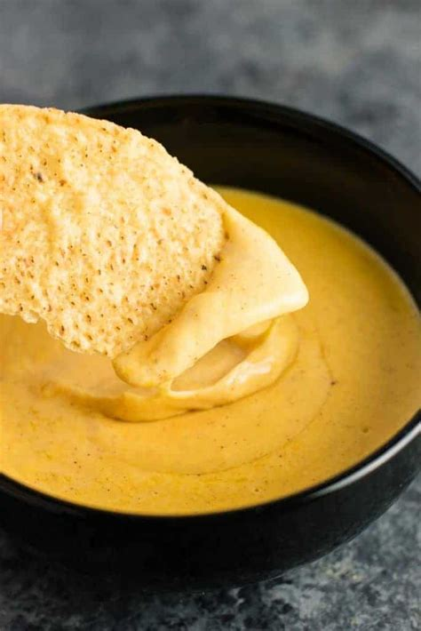 5 Minute Nacho Cheese Sauce Recipe - Build Your Bite