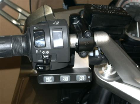 Automotive Cruise Controls Vs. Mcc Electronic Motorcycle